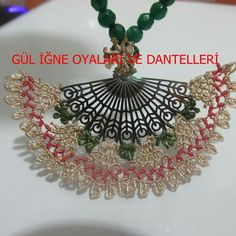 Oya Needle Lace, Tie Knots, Crochet Accessories, Tatting, Diy And Crafts, Crochet Earrings, Weaving, Embroidery, Fabric