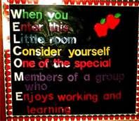 welcome bulletin board ideas - Bing Images