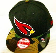 New era cap #arizona #cardinals #newera cappellino molto di moda in America , alla moda , che è arrivata anche in Europa