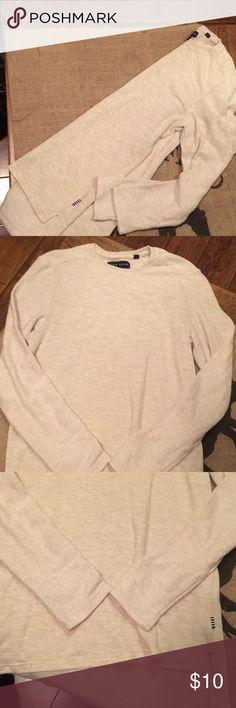 Five Four crewneck shirt… Brand new! This looks like a shirt that has new never worn… Smoke free home… Ship same day! Bundle and save :-) happy poshing!  Five Four Tops Tees - Long Sleeve