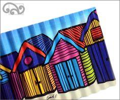 Outdoor art   Corrugated iron art print  Kiwiana art   Aotearoa.co.nz