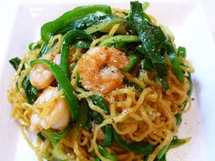 Noodle Recipes, Thai Recipes, Salad Recipes, Japanese Dishes, Japanese Food, Yummy Food, Delicious Recipes, Noodles, Salads
