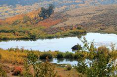 Autumn in #Wyoming  #SouthPass Mountain Range