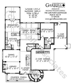 Country And Farmhouse Home Plans Plan Book additionally I0000ny L8ItZlEA as well 051h 0188 moreover House Plans in addition 6 Bedroom Floor Plans. on coastal homes with open floor plans