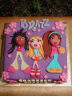 Bratz Cake