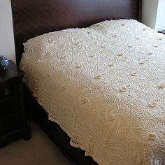 spiral bedspread