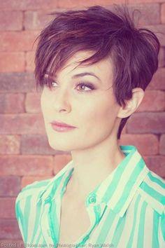 Pixie Haircuts For Thick Hair | 35 Short Haircuts for Thick Hair | 2013 Short Haircut for Women