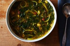 Persian New Year's Noodle Soup, a recipe on Food52