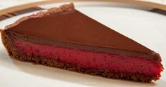 This Chocolate Cranberry Curd Tart was a favorite of my bakery clients for years and is perfect for the holidays at http://pastrieslikeapro.com/2014/11/chocolate-cranberry-curd-tart-2/#.VFuaR4cT2EM