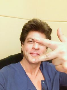 """Do I need to say anything…but that I love u all at the Eden Garden. Ami KKR…YAAAYYYYYY!!!!!"" 24 April 2017"