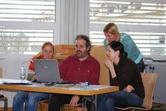 Schreibwerkstätten (auch mit blended learning Instrumenten) u. a. im Rahmen MLG Andragogik (PH Vorarlberg), MLG Geragogik / MLG Leadership in NPOs (KPH Wien / Krems), FH Campus Wien (Masterlehrgänge Ergo-/ Physiotheraphie), für Biomed Austria (s. Link),