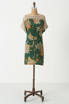 fair-trade styled well. what's not to love? >> Mineral Chance Shift - Anthropologie.com