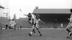 Middlesbrough, seen here in action against Leyton Orient in 1978, played at Ayresome Park until 1995