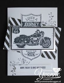 Yvonne is Stampin' & Scrapping: Stampin' Up! One Wild Ride card Masculine Birthday Cards, Birthday Cards For Men, Masculine Cards, Hand Stamped Cards, Boy Cards, Beautiful Handmade Cards, The Draw, Fathers Day Cards, Marianne Design