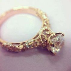 Exquisite ring every woman will want to have www.weddingsonline.in