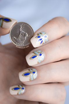 SoNailicious Nail art, tutorials, nail care tips & the latest nail trends.