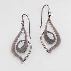 Doodle Earrings from Megan Clark Jewelry, Inc. for $95 on Square Market