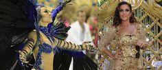 """Ivete Sangalo se derrete por Sabrina Sato: """"Não tem pra ninguém"""" - Entretenimento - R7 Carnaval 2013"""