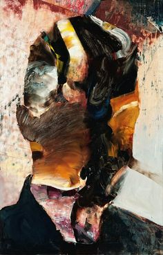 Abstract Portrait, Portrait Art, Portraits, Adrian Ghenie, Occult Art, A Level Art, Famous Art, Artist Gallery, Beautiful Paintings