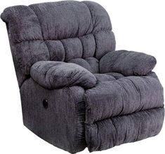 Contemporary Columbia Indigo Blue Microfiber Power Recliner w/ Push Button - Flash Furniture power recliner will keep you in comfort with its plush upholstery. The recliner features a push button recline that allows you to easily situ Living Room Chairs, Living Room Furniture, Studio Furniture, Leggett And Platt, Power Recliners, Contemporary Furniture, Contemporary Style, Upholstery, Indigo Blue