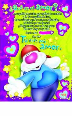 7.000 Valentine Crafts, Smurfs, Beautiful Flowers, Rey, Bella, Logos, Joy, Friendship Quotes, Qoutes