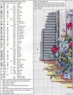 Patrones punto de cruz (solo country) (pág. 22) | Aprender manualidades es facilisimo.com
