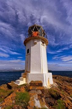 #Scotland #Lighthouse http://www.flickr.com/photos/plaatjesmaecker/5376259728/