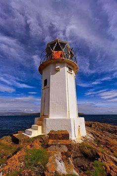 #Scotland #Lighthouse http://www.flickr.com/photos/plaatjesmaecker/5376259728/