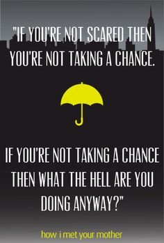 himym, how i met your mother, and quote image