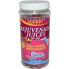 Health Support Rejuvenate Juices To Go, Packets, 14 Count