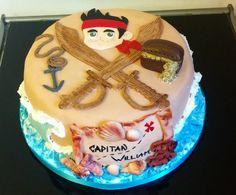 Torta Jake e i pirati dell'isola che non c'è - Jake and the Never Land Pirates Cake