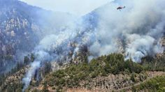 The CELESTIAL Convergence: EXTREME WEATHER: Arizona Wildfire Covers 21 SQUARE MILES - 25 Percent Contained! 5/26/2014