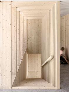 Image 13 of 19 from gallery of Haus Für Julia Und Björn / Innauer-Matt Architekten. Photograph by Adolf Bereuter, Dornbirn