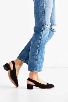 Vagabond Jamilla Slingback Heel - Urban Outfitters