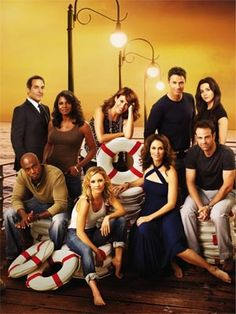 Private Practice - 6 seasons September 26, 2007, to January 22, 2013
