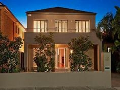 Photo of a brick house exterior from real Australian home - House Facade photo 129308