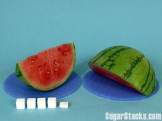 Un exceso de fruta en la dieta conlleva un aporte extra de azúcar que no debemos…