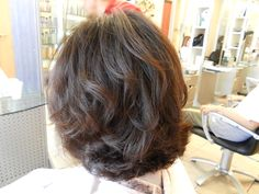 perms for short hair before and after | Hairstylelist.info
