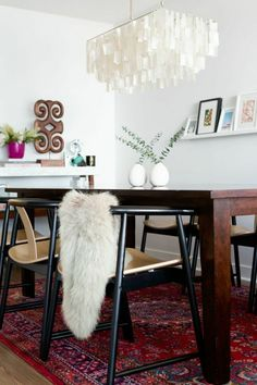 The Best Home Tours Of 2014 | theglitterguide.com