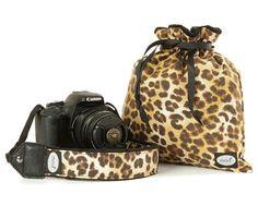 Predator Cute Camera Bag, Camera Case, Predator, Classic Style, Bags, Women, Handbags, Camera Purse, Bag
