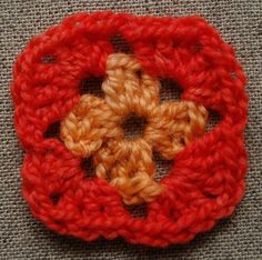 GrannySquares - Crochet Tutorials - Knitting Crochet Sewing Embroidery Crafts Patterns and Ideas!