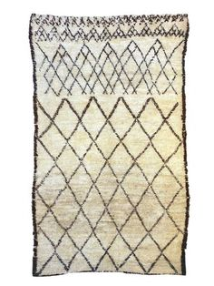 Vintage Moroccan Rug - Le Souk Moroccan Style Rugs