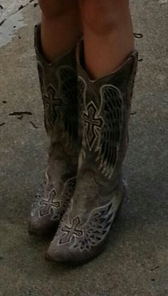 Love my new Corrals ♡ Corral Boots