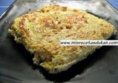 tortita avena dukan ataque microondas
