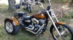 Check out this 2010 Harley-Davidson Dyna Wide Glide CVO listing in Leeds, AL 35094 on Cycletrader.com. It is a Trike Motorcycle and is for sale at $8500.