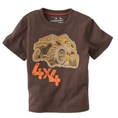 jeep 4x4 toddler boy shirt