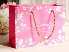 20 pieces Multi-Paper Wedding Party Bags 16071302