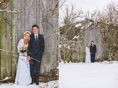 26 Snowy Photos That Capture The Romance Of Winter