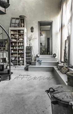 decordemon: MYRNA HAUWERT'S HOME IN THE NETHERLANDS by Paulina Arcklin Photography+Styling