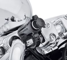 Handlebar Mount Auxiliary Power Port | New Arrivals | Official Harley-Davidson Online Store